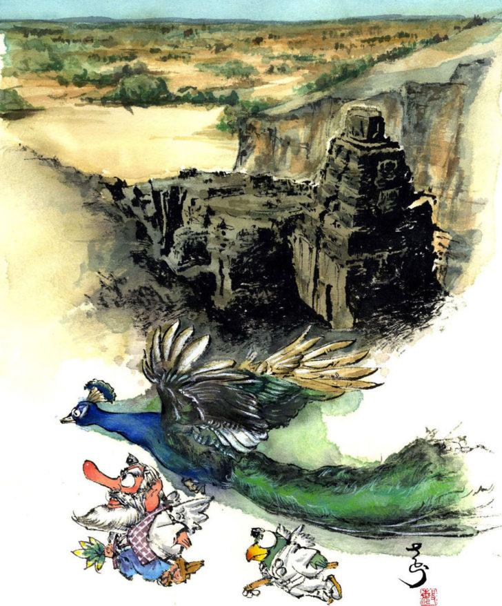 インド石窟群
