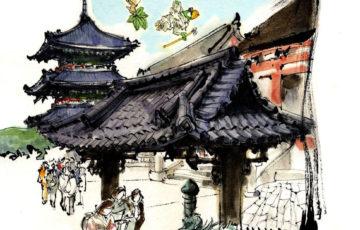 京都の正月